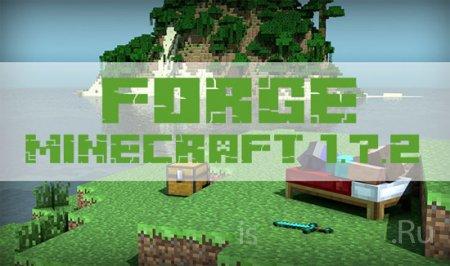 Minecraft Forge v10.12 [1.7.2]