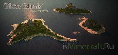 Thor's Islands [Карта]
