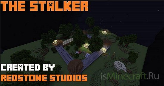 The stalker карта мини игра для minecraft