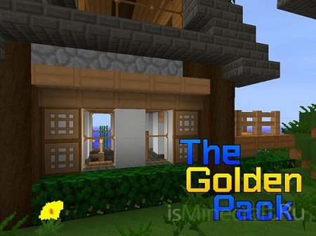 The Golden Pack [1.7.4] [32x]