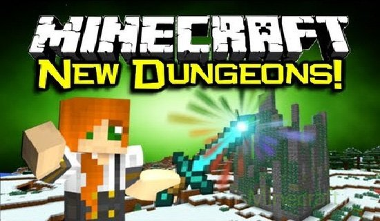 New Dungeons [1.7.2]