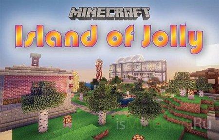 Island of Jolly [Карта] - остров счастья