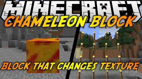 Chameleon Blocks [1.7.2]