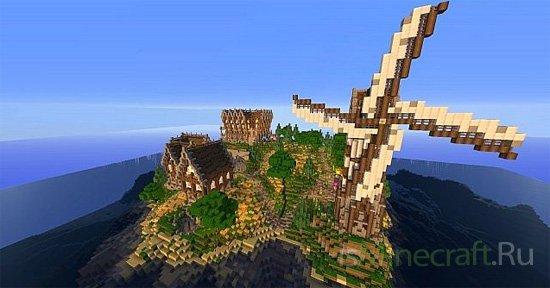 Medieval Island [Карта]
