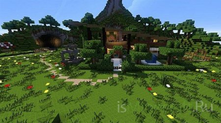 Island House [Карта]