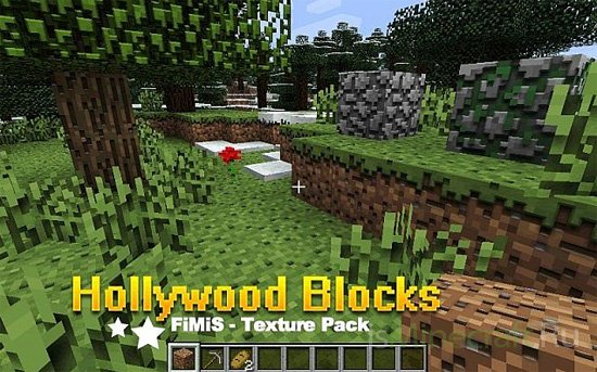 Hollywood Blocks [1.6.2] [128x]