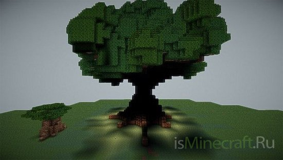 Very large tree [Объекты]