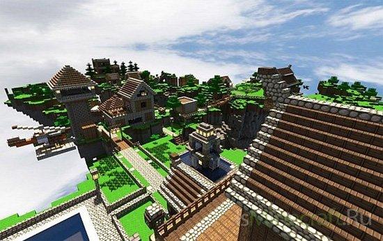Floating village [Карта]
