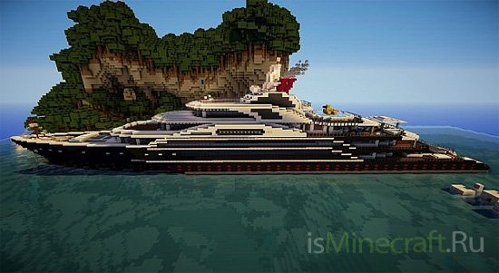 Serene | Super Yacht [Объект]