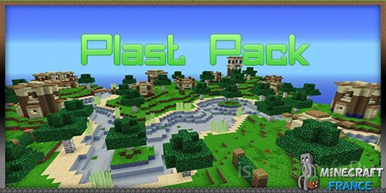 Plast Pack Resource [1.7.2] [16x]