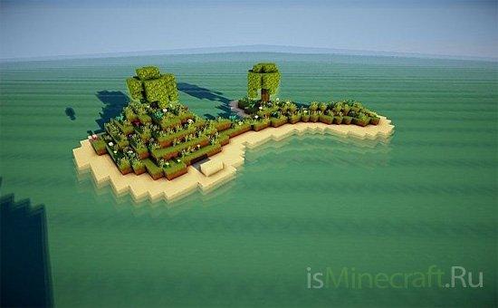 The Isle [Карта]