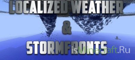 Localized Weather & Stormfronts [1.6.4]