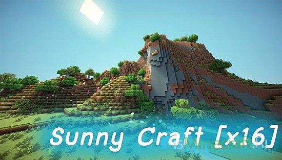 Sunny Craft [1.7+] [16x]