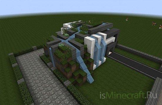 Modern Water House [Объект]