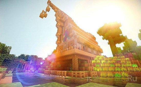 Elven House [Объекты]