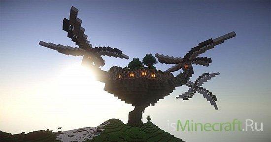 Flying Island [Карта]