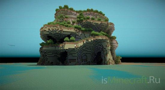 Echo Island [Карта]
