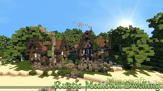 Rustic Medieval Dwelling [Карта]