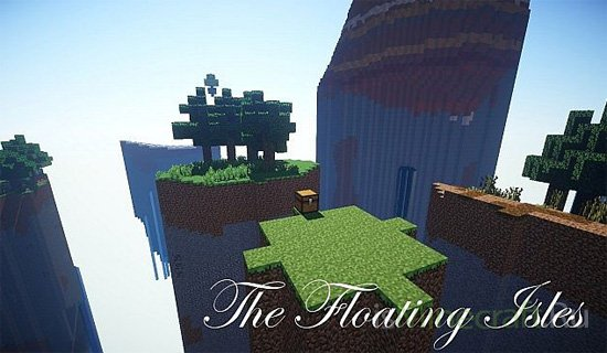 Survival Floating Islands [Карты]