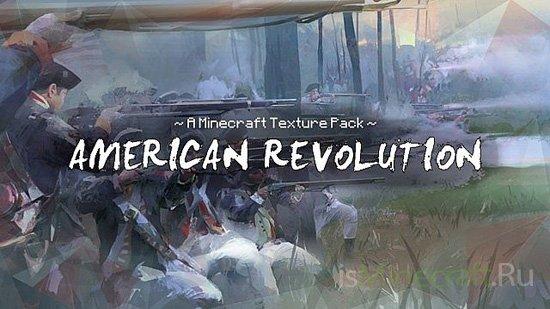 American Revolution [1.7.10] [32x]