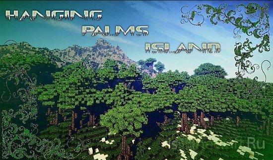 Hanging Palms Island [Карта]
