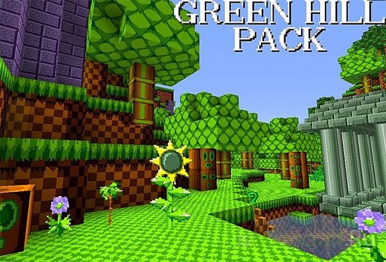 Green Hill Pack [1.7.10] [32x]