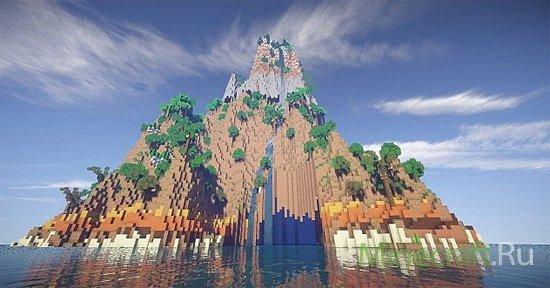 Cave Island [Карта]