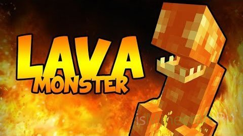 Lava Monsters [1.7.10]