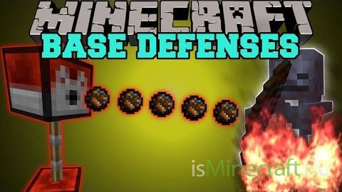 Base Defense Mod [1.7.2]