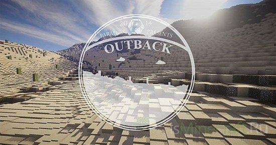 Outback - Custom Terrain [Карта]