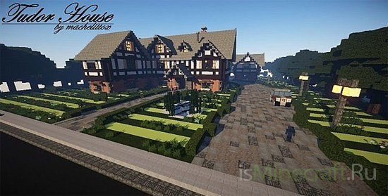 Tudor House | by machelittox [Карта]