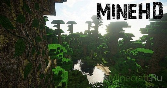MineHD Resource Pack [1.7.8] [256x]