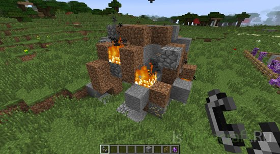 Inverse Creepers Mod [1.7.2]