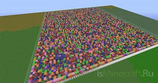 Wool Maze (Rainbow) [Карта]