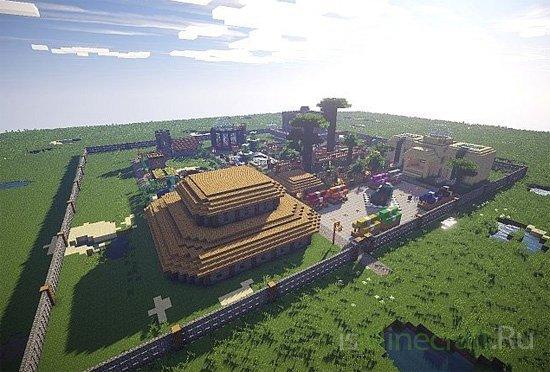 Minecraft Zoo [�����]