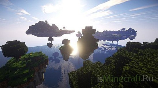 Tetrajak's Sky Islands 1 [Карты]