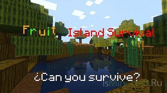 Fruit Island [Survival] [Карта]