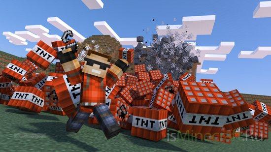 Minecraft гриферы (Гриферство)