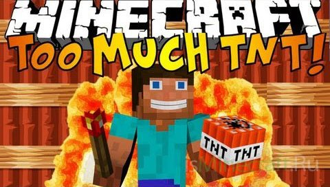 Too Much TNT [1.7.10]