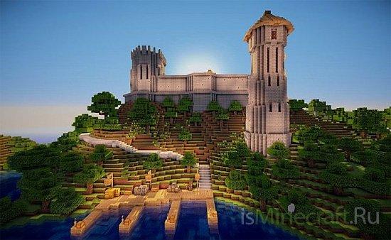 Castle Mountain [Карта]