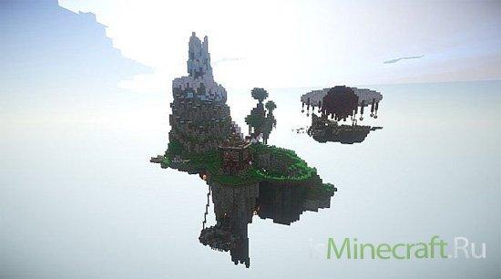 Altus - The Floating Island [Карта]