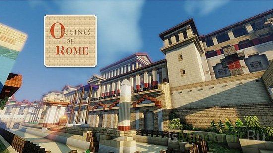 Origines of Rome - Conquest Addon Pack [1.8] [32x]
