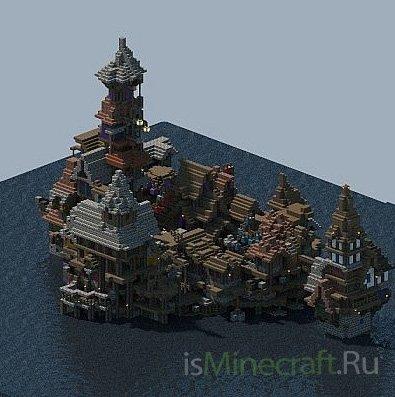 Water city [Карта]