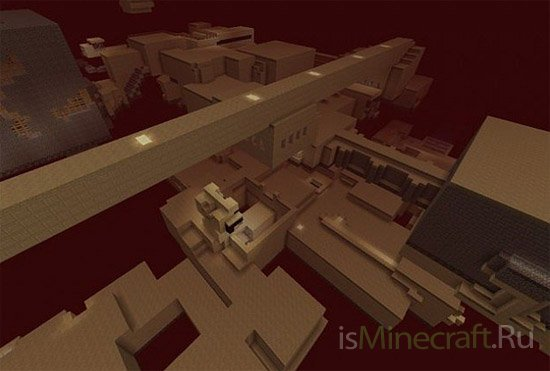 [1.8] Enderbent Redstone Adventure Map [Карта]
