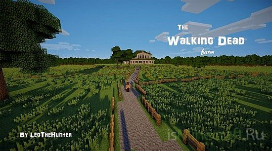 The Walking Dead Farm [1.8] [Карта]