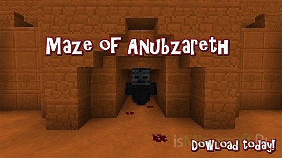 Maze of Anubzareth [Карта]