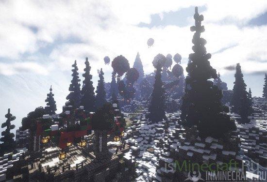 The Snow [Карта]