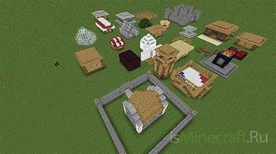 iHouse 2.5 - Instant Buildings [1.7.10]
