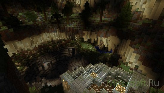 Savage Realm by Krose CTM [1.8.1] [Карта]