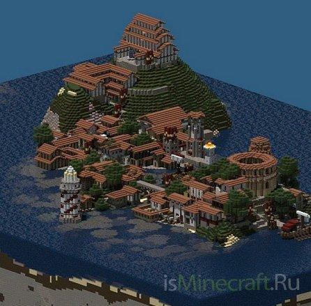 Roman city [Карта]
